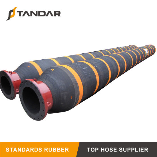 High Pressure Flexible Industrial Hydraulic Rubber Floating Oil Hose pictures & photos