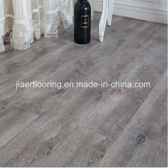 China Uv Coating Lvt Vinyl Plank High Quality Pvc Click Flooring