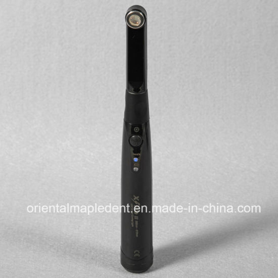 New Dental 5W LED Cordless Wireless Compact Powerful Curing Light Lamp (OM-L042) pictures & photos