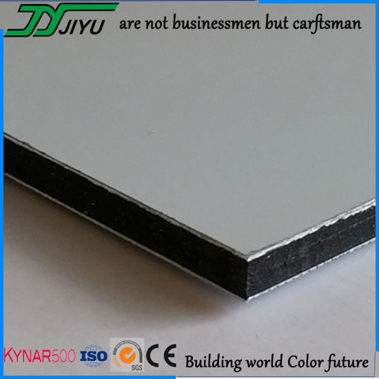 4mm Metal Construction Material Acm Aluminum Composite Panel with PVDF Coating