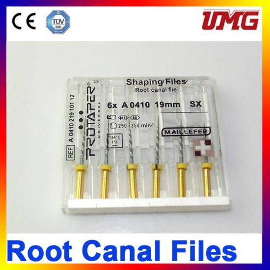 Hot Sale Rotary Root Canal Files pictures & photos