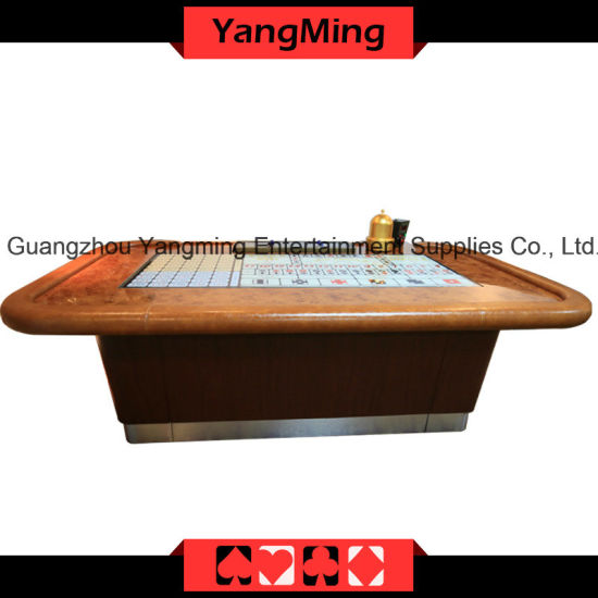 Sic Bo Intelligent Table Casino Poker Table (YM-SI03) pictures & photos