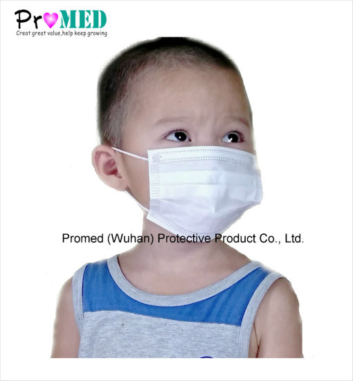 Nonwoven Certified Face Mask Soft Sale Pediatric Ce iso13485 Fda hot Disposable