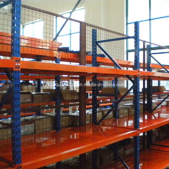 Long Span Shelving for Warehouse Solution