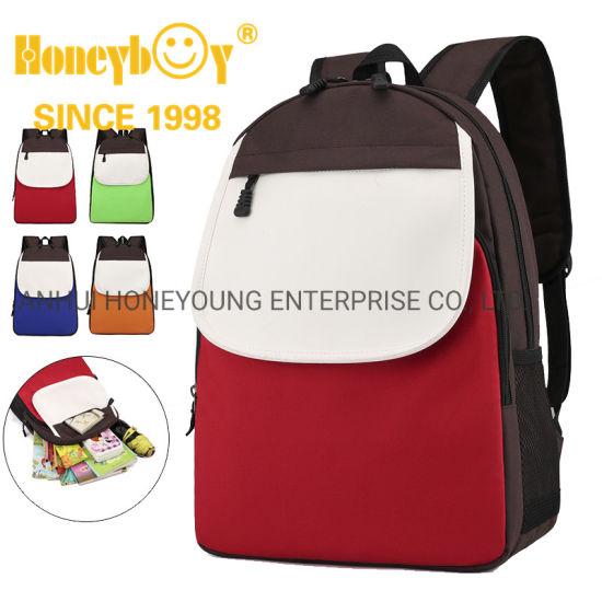 Fashion Travel School Backpack Custom Logo Bag Back to School Backpack
