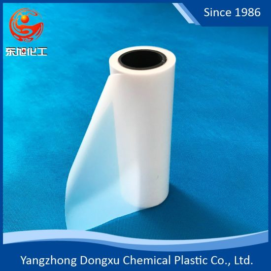 Skived Thin PTFE Sheet Natural Color Teflon Membrane Film