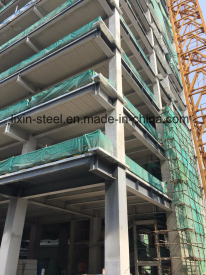 China Fast Erection Prefabricated Steel Structure Frame Building ...