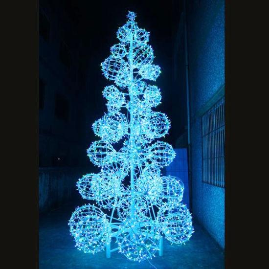 20 Ft Christmas Tree.20ft Outdoor Holiday Green Led Christmas Tree Light