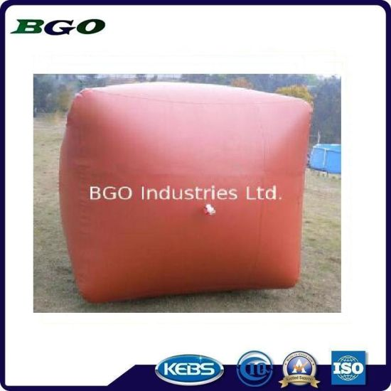 Soft Bladder Methane Storage Tank 10000L for Methane pictures & photos