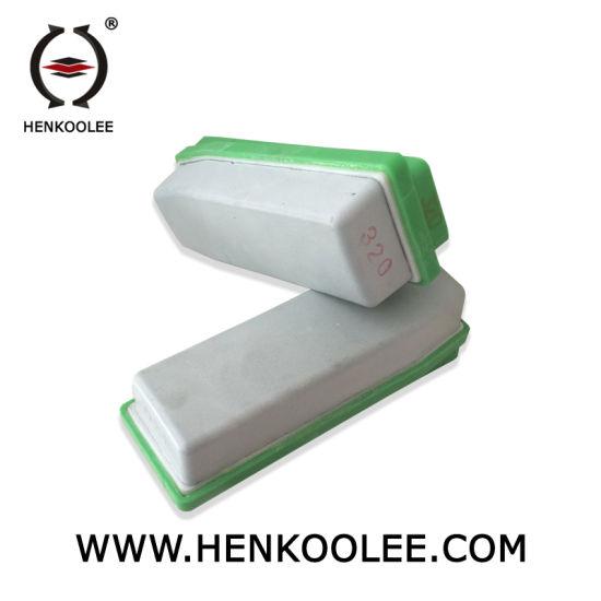 Abrasive Tools for Glaze Tiles (Flexible Resin Bond)