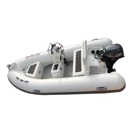 3.9m 6 Capacity PVC Rib Boat for Sale