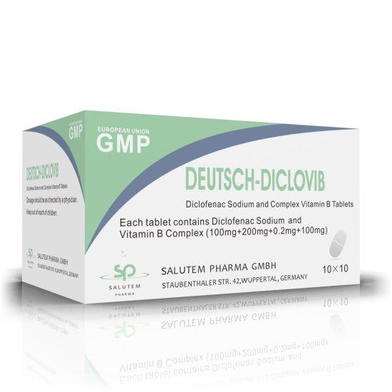 The Diclofenac Vitamin B Komplex {Forum Aden}