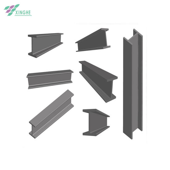 Steel Galvanized H Beam 250X255X14X14mm Steel Structure Project H Beam with Large Stock
