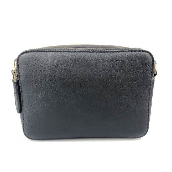 Lady Cowhide Bag Custom Factory Genuine Leather Crossbody Bag