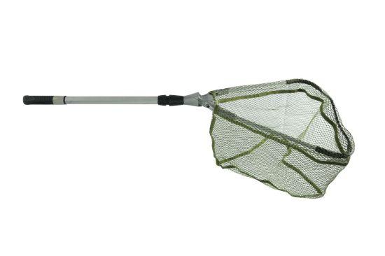 Extending Aluminum Frame Landing Net for Fishing