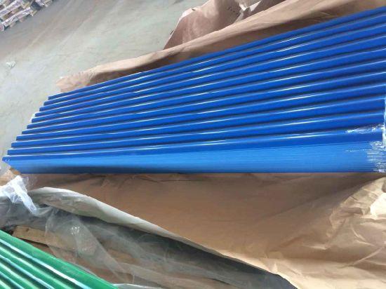 Prepainted Galvanized Iron Roofing Steel Sheet/Chromadek Corrugated Metal Roof