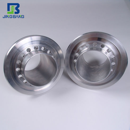 High Precision Part 5 Axis CNC Machining Part, CNC Milling Aluminum Part pictures & photos