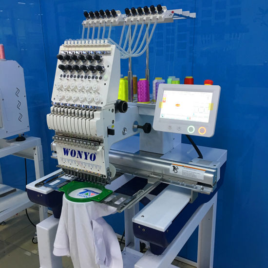 Commercial Used Barudan Single Head Embroidery Machine Parts