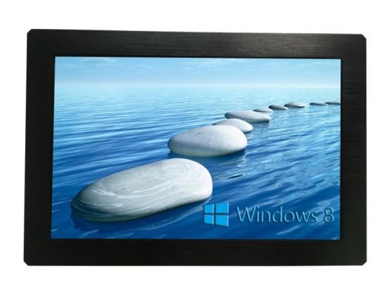 12.1-Inch Widescreen J1900 Wide Temperature Industrial Panel PC