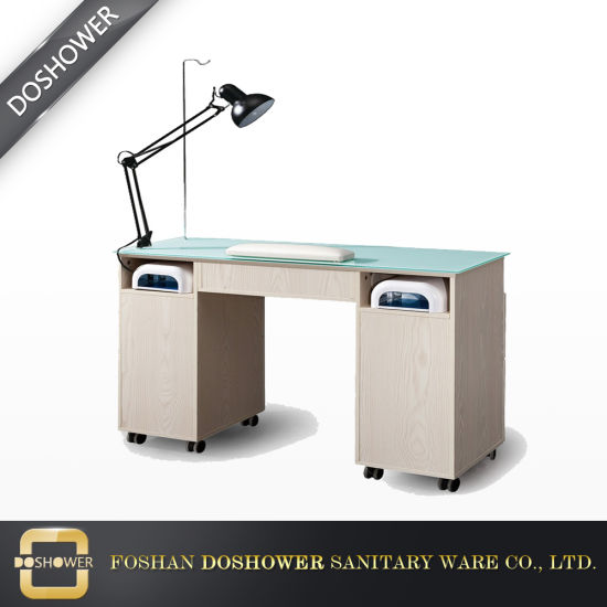Nail Desk Manicure Table with Manicure Table Salon Furniture