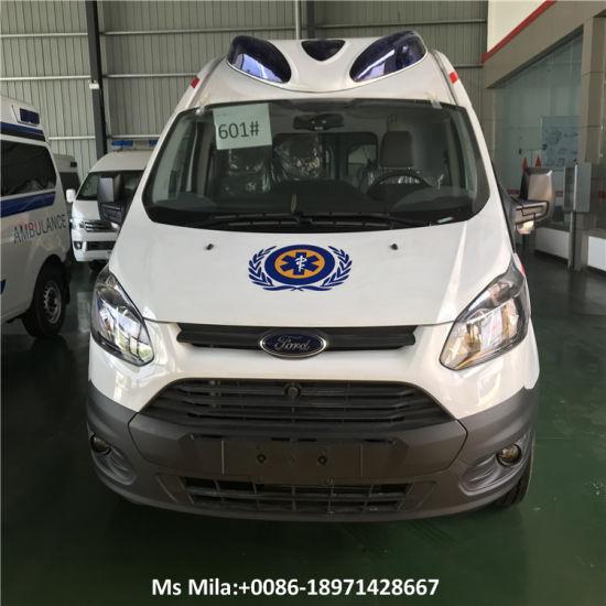 2019 High Quality Emergency Hospital Ambulance Vehicle