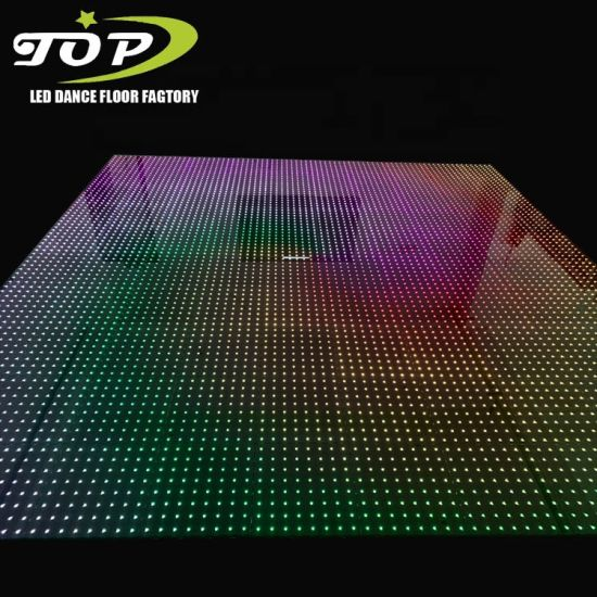 Outdoor Laminate LED Video Wedding Event Dance Floor DJ Lights Display Hire USA