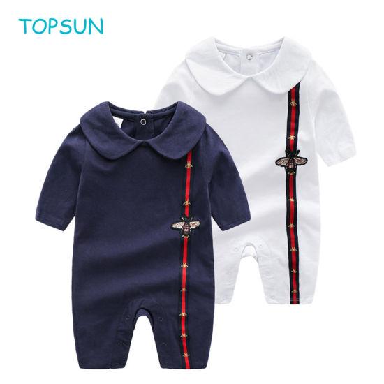 Newborn Baby Girls Summer Sailor Romper Jumpsuit Bodysuit Dress Outfits Clothes