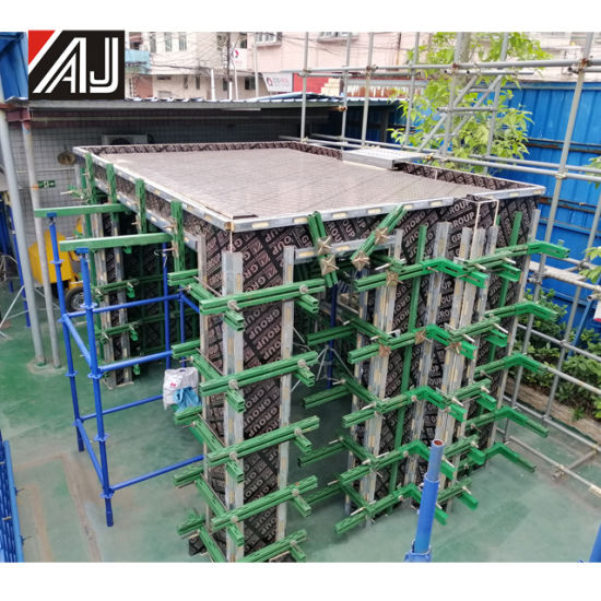 China Factory Recycling Construction OEM and ODM Formwork System