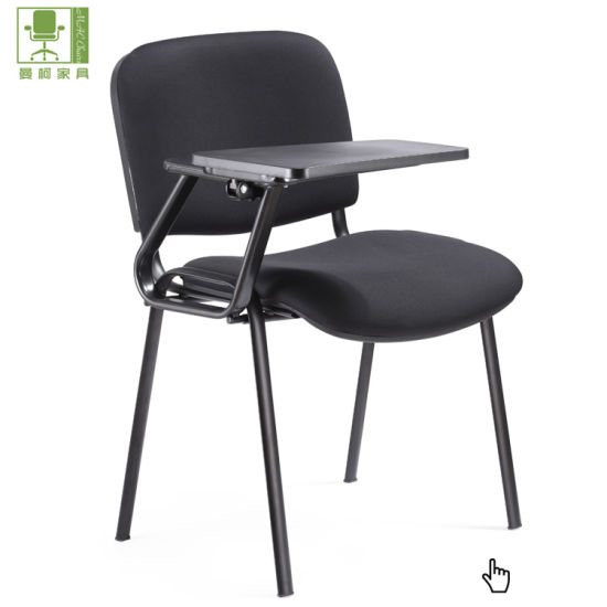 Remarkable Metal Frame Fabric Armless Stacking Chair Visitor Conference Student Chair Gmtry Best Dining Table And Chair Ideas Images Gmtryco