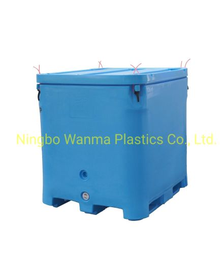 China Rotomolded 1000l Insulated Meat