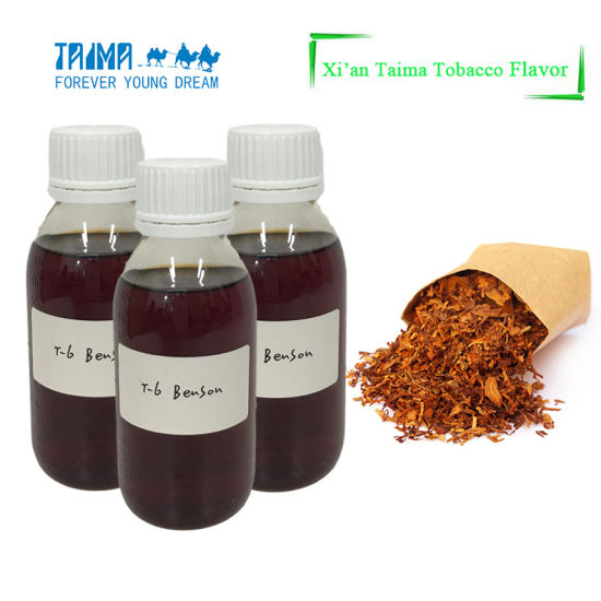 125ml Samples High Quality Concentrated Vape Liquid Tobacco Flavor Pg Vg Based pictures & photos