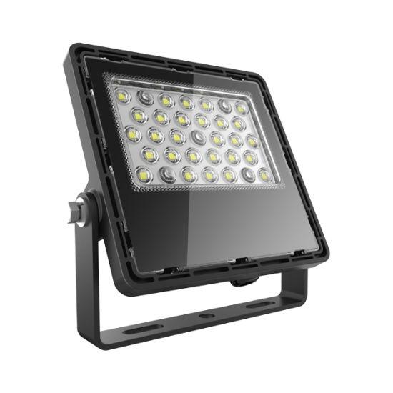 IP65 Ultra Slim SMD 50W 100W 150W 200W LED Garden Light Waterproof