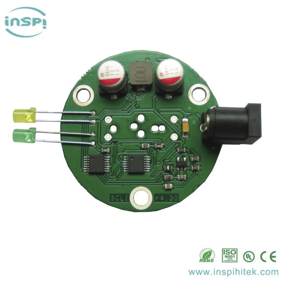 Electronics Mousetrap Motherboard PCB SMT Circuit Board and LED Light PCBA