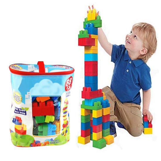 Classic 88PCS Colored Building Blocks First Builders Big Building Toy pictures & photos
