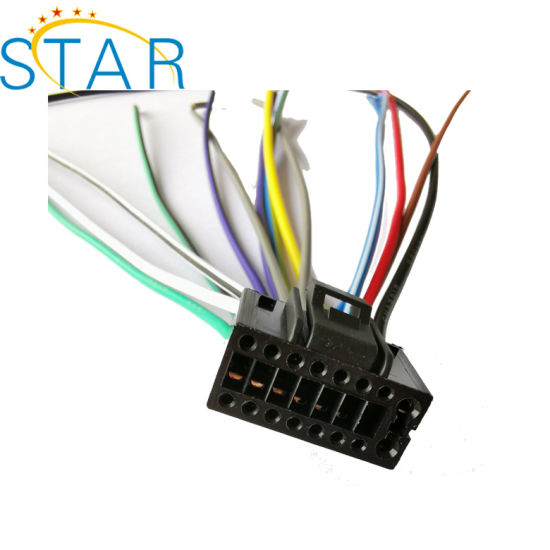[DVZP_7254]   China Manufacture Car Alpine Wiring Harness Stereo 16 Pin Wire Connector  Harness - China Wiring Harness, 16 Pin Alpine Wire Harness | Alpine Wire Harness Car Gauges |  | Shanghai Star Electronic Technology Co., Ltd.