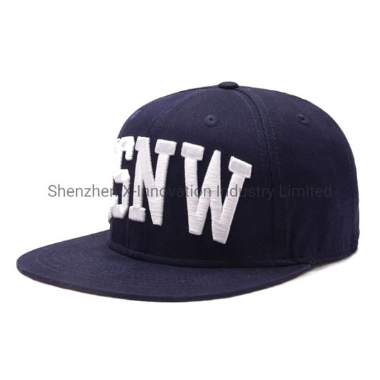 Baseball Cap/Hat Witth Custom 3D Embroidery Logo pictures & photos
