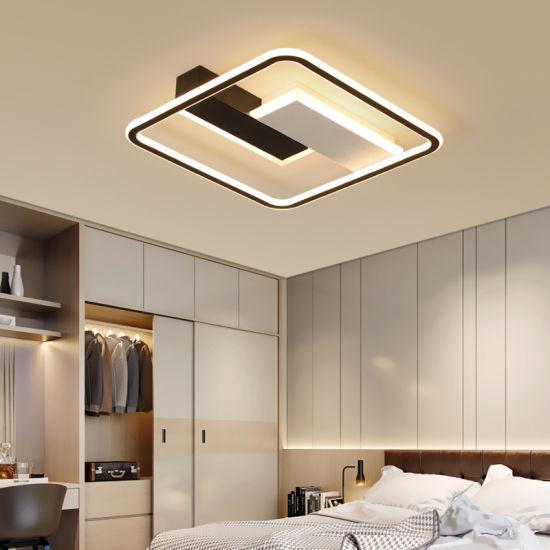 Cold White Square Ceiling Lights Led