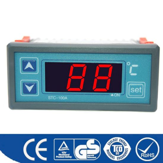 Refrigeration Parts Temperature Controller with Ntc Sensor