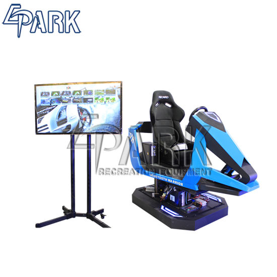 Dynamic Platform 3 Dof Electric Cylinders Vr Racing Car Simulator Virtual Glasses Vr Equipment