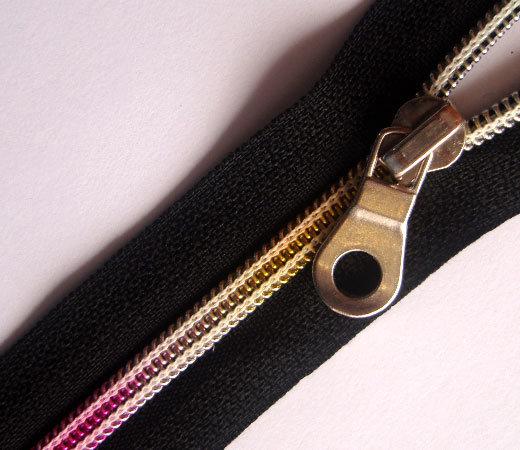 #3 Nylon Zipper Long Chain