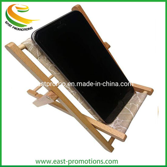 Pleasing Custom Wood Cell Phone Holder Wood Beach Deck Chair Desk Stand For Smart Phone Gmtry Best Dining Table And Chair Ideas Images Gmtryco