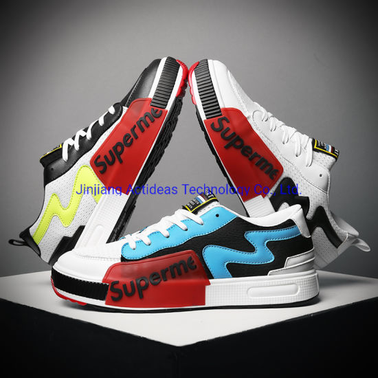 2019 New Fashion Design High Quality Men Casual Sports Shoes