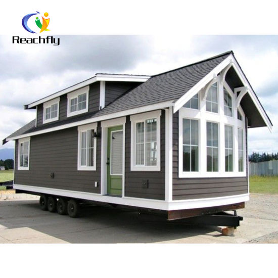 China Prefabricated 1 Bedroom Mobile Homes Tiny House Trailer China Prefabricated House Modular House