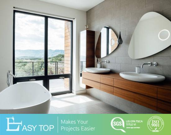 Simple Design Melamine Waterproof Toilet Storage Bathroom Vanity Cabinet