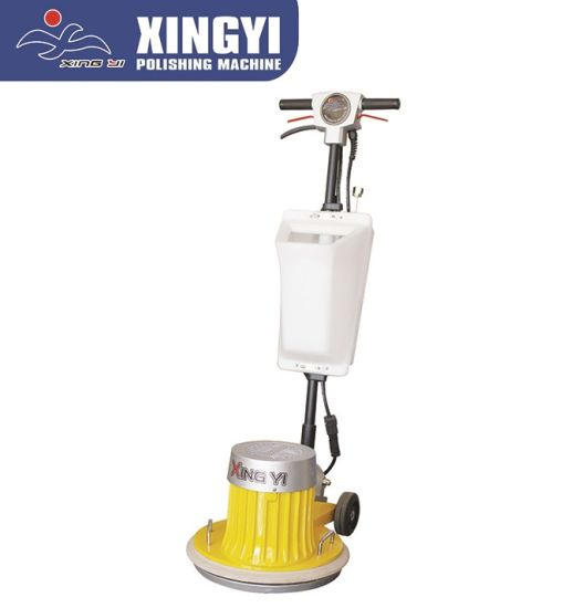 China Single Disc Floor Buffing Scrubber Carpet Cleaning Machine ...