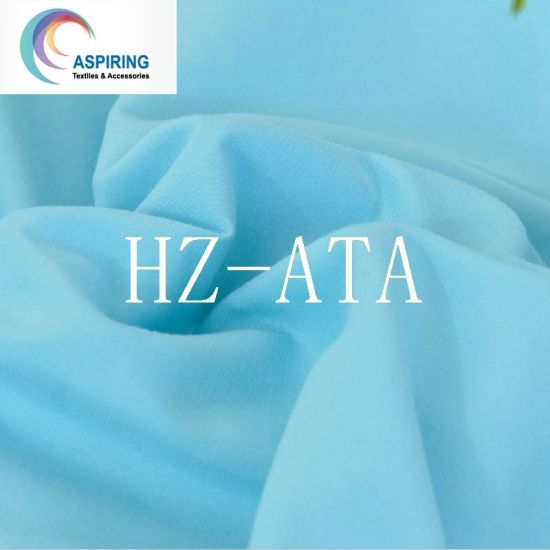 100% Microfiber Fabric for Bed Sheet Dyed