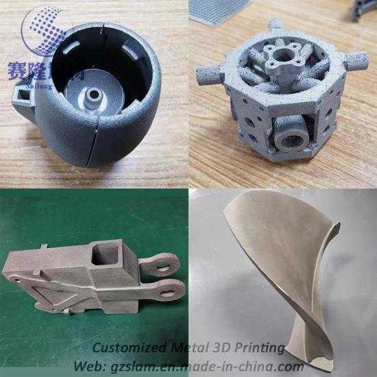 Ebm/Slm Metal 3D Printing Rapid Prototyping Service