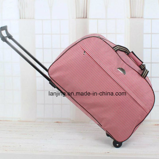 Rolling Luggage Trolley Bag with Large Capacity Suitcases pictures & photos
