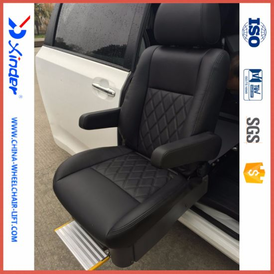 New Style Automaitc Swivel Lifting Car Seats for Disabled and Elder pictures & photos