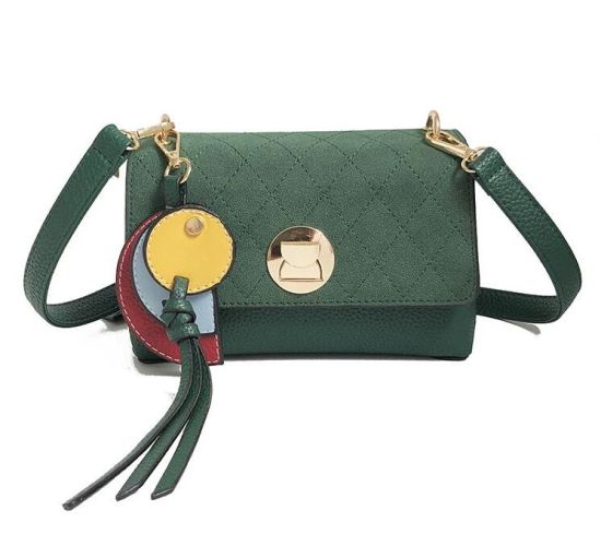 Ladie′s Bag Crossbody Bag PU Leather Shoulder Bag pictures & photos